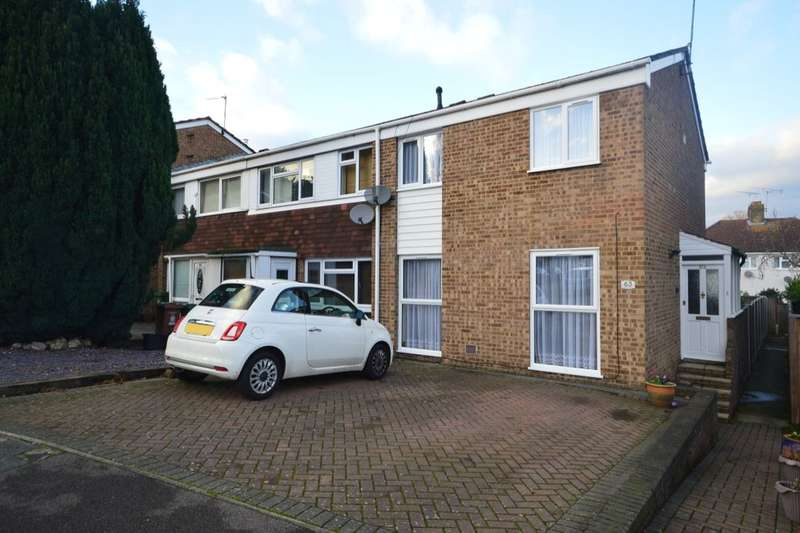 3 Bedrooms Semi Detached House for sale in Silver Spring Close, Erith, DA8