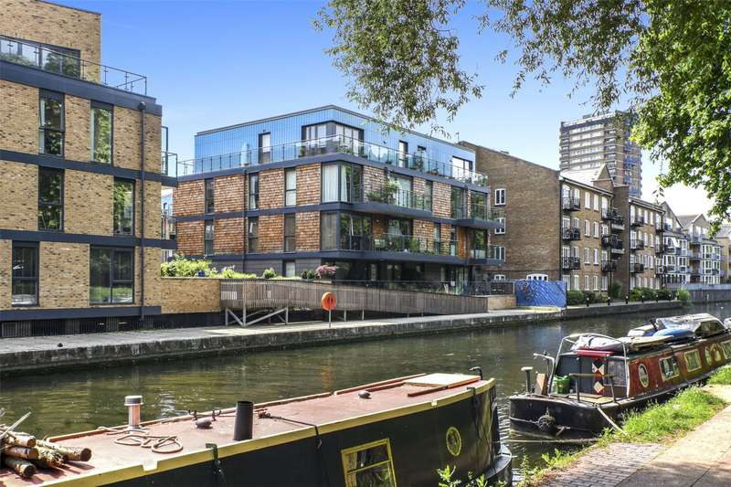 3 Bedrooms Flat for sale in Citrine Apartments, 11 New Gun Wharf, London, E3