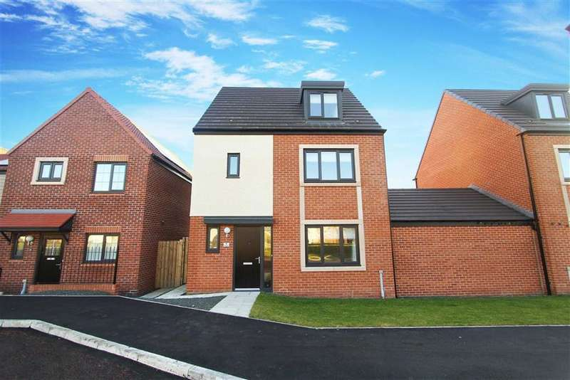 4 Bedrooms Semi Detached House for rent in Brambling Place, Wideopen, Newcastle Upon Tyne