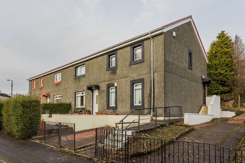 3 Bedrooms Flat for sale in Geddes Road, Balornock, Glasgow, G21 3QP