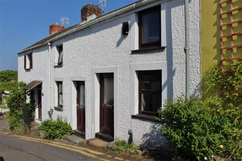 2 Bedrooms Cottage House for sale in Village Lane, Mumbles