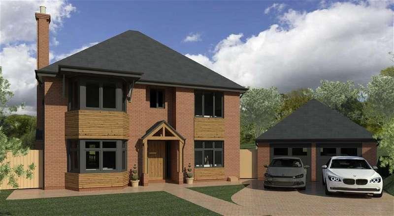5 Bedrooms Detached House for sale in Alder Tree Grove, Aldridge