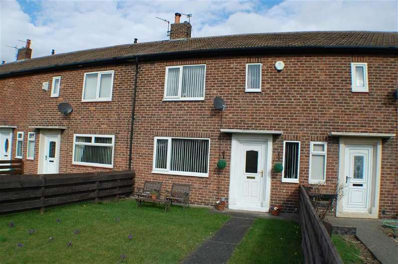 2 Bedrooms Terraced House for sale in John Reid Road, South Shields