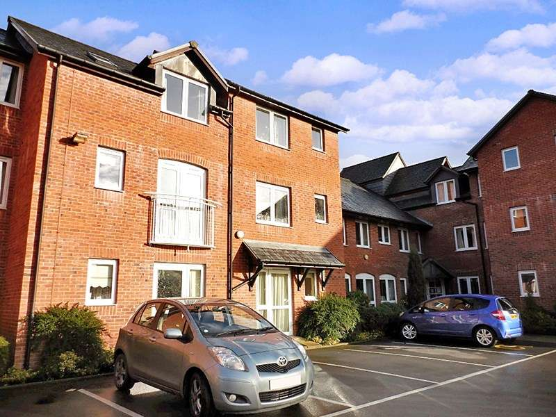 1 Bedroom Property for sale in Burgess Court, Ludlow, SY8 1QW