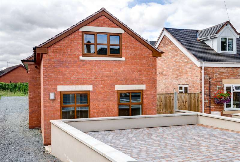 3 Bedrooms Detached House for sale in Lechmere Crescent Worcester WR2