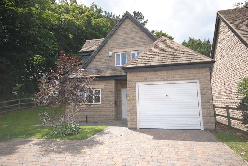 3 Bedrooms Detached House for rent in Stoney Brow, Roby Mill, Upholland