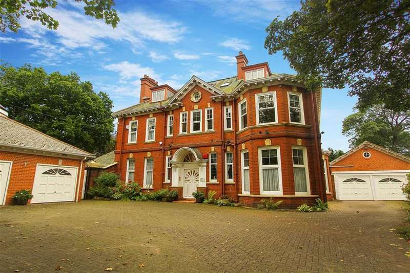 10 Bedrooms Detached House for sale in Westoe Village, South Shields