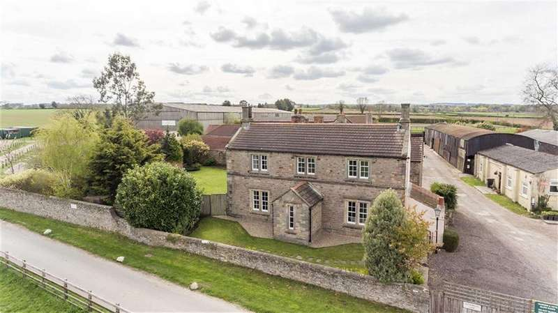 6 Bedrooms Detached House for sale in Brough Park, Richmond, North Yorkshire