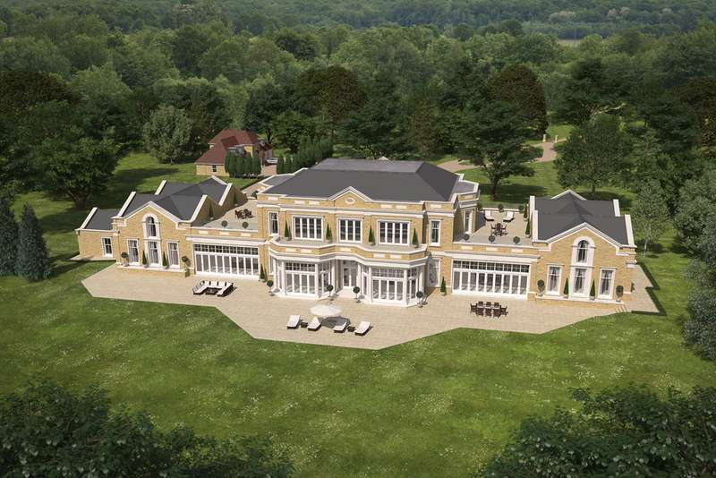 8 Bedrooms Plot Commercial for sale in Churt, Surrey/hampshire Border, GU35 8SY
