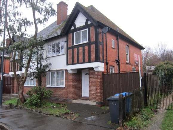 3 Bedrooms Semi Detached House for rent in Carlton Road, Littleover, Derby