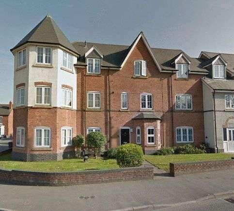 2 Bedrooms Flat for rent in Granville Street, Willenhall