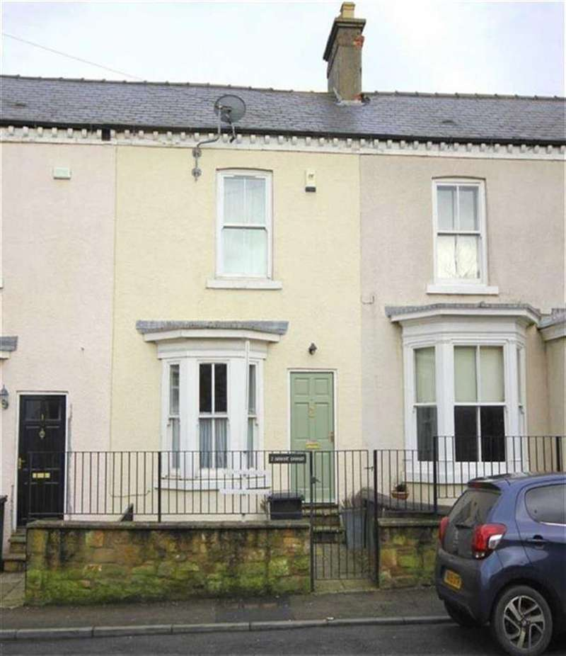 2 Bedrooms Terraced House for sale in West View, Richmond, North Yorkshire