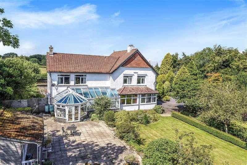6 Bedrooms Detached House for sale in Belstone, Okehampton, Devon, EX20