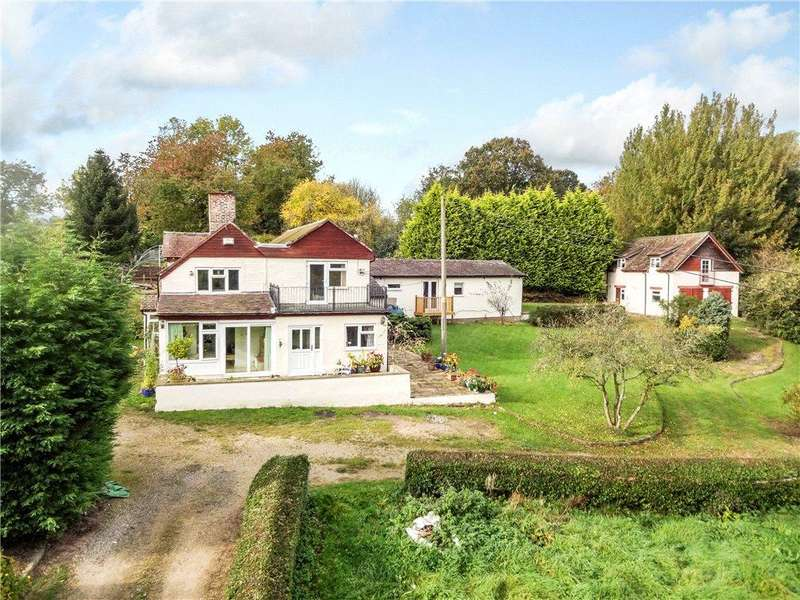 5 Bedrooms Detached House for sale in Nash, Ludlow, Shropshire, SY8
