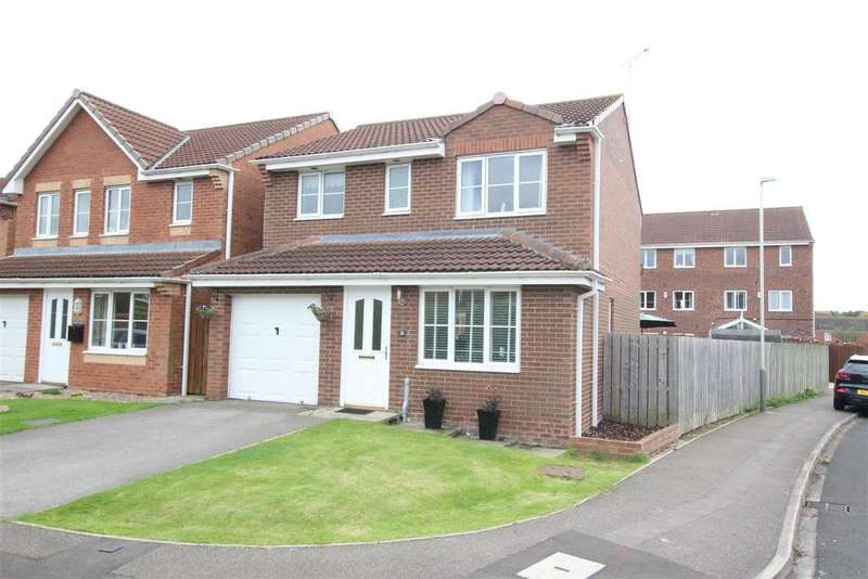 3 Bedrooms Detached House for sale in Lowther Drive, Darlington