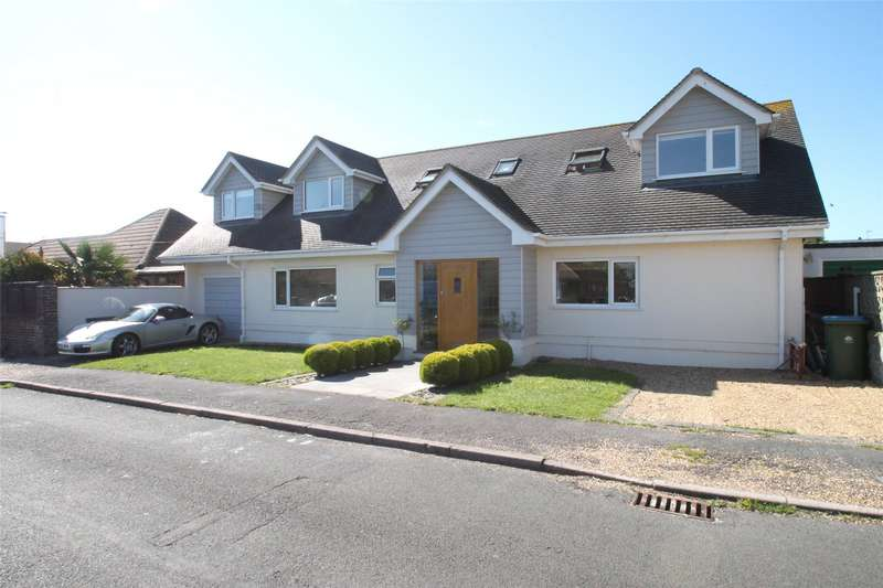 4 Bedrooms Bungalow for sale in Shaftesbury Road, Rustington, West Sussex, BN16