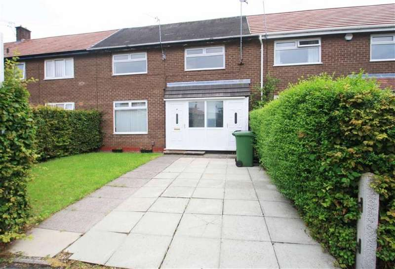 3 Bedrooms Terraced House for sale in Delamere Road, Handforth
