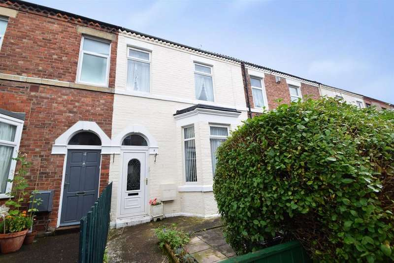 3 Bedrooms Terraced House for sale in Trewitt Road, Whitley Bay