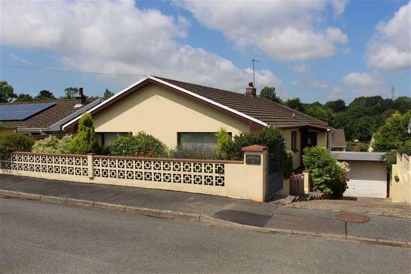 4 Bedrooms Detached Bungalow for sale in Phillips Walk, Mastlebridge, Milford Haven