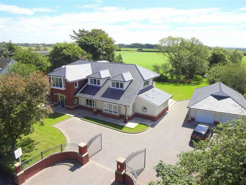 5 Bedrooms Detached House for sale in Ballam Road, Westby, Westby