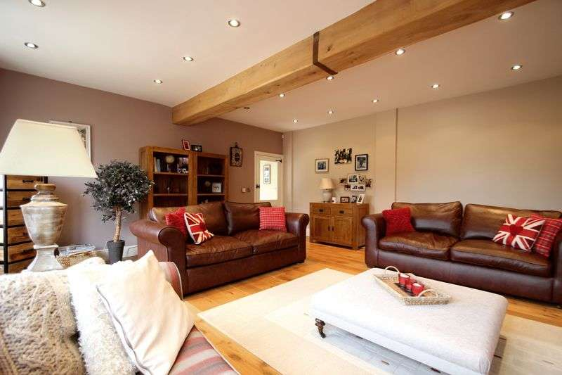 Property for sale in A spacious property in Stretton under Fosse