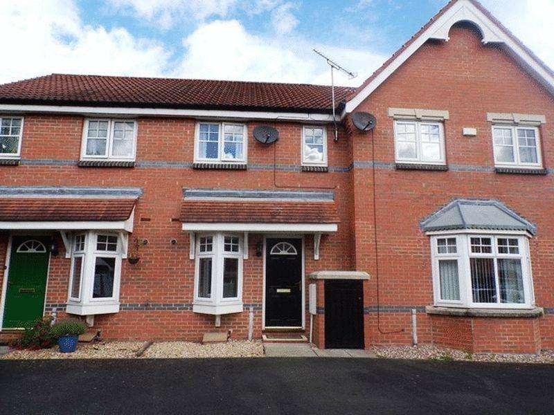 2 Bedrooms Terraced House for sale in Ingleton Gardens, Blyth