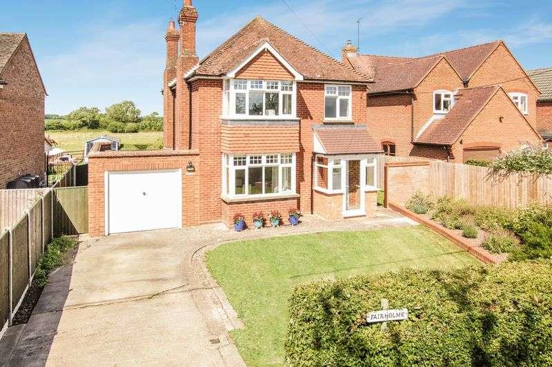 3 Bedrooms Property for sale in Portway Road, Twyford, Buckingham