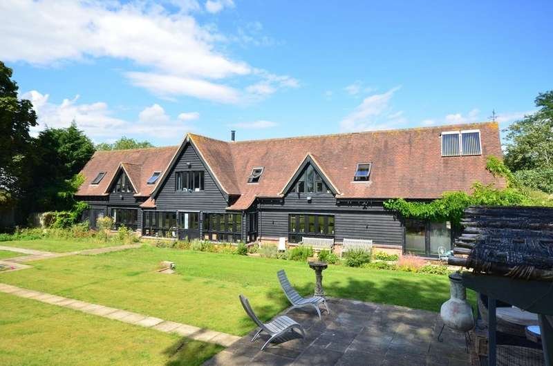 5 Bedrooms Barn Conversion Character Property for sale in The Street, Cressing