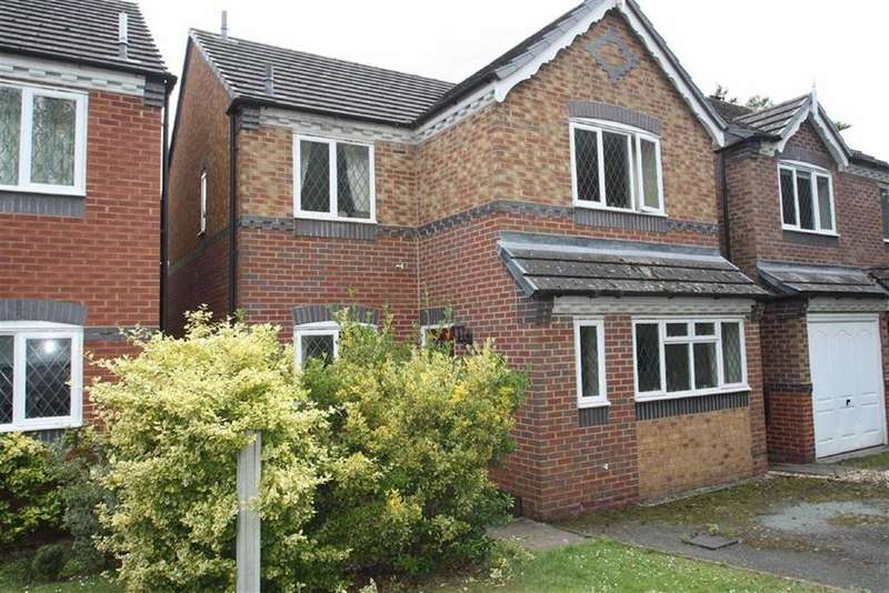 3 Bedrooms Detached House for sale in Paxton Place, Bowbrook, Shrewsbury