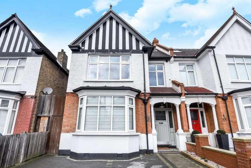 2 Bedrooms Flat for sale in Bellingham Road, Catford