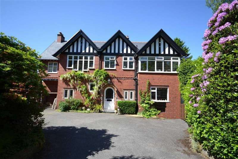 5 Bedrooms Detached House for sale in Congleton Road, Alderley Edge