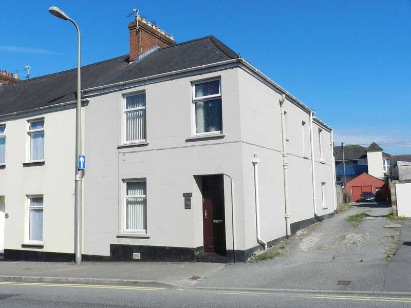 3 Bedrooms End Of Terrace House for sale in Barn Street, Haverfordwest, Pembrokeshire