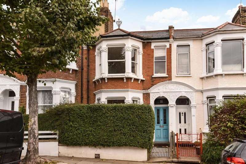 3 Bedrooms Terraced House for sale in Cressida Road, Archway