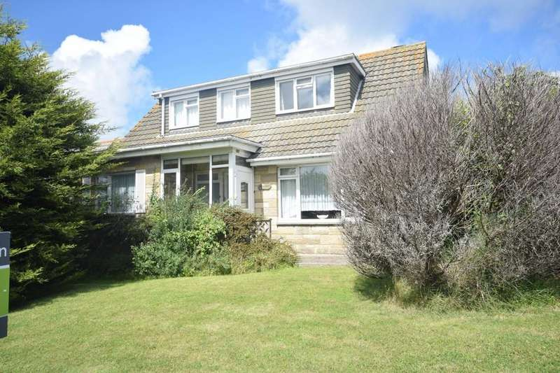 4 Bedrooms Detached Bungalow for sale in Solent Hill, Freshwater