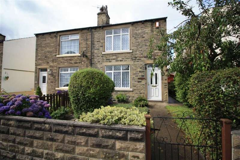3 Bedrooms Semi Detached House for sale in Longfield Avenue, Dalton, Huddersfield