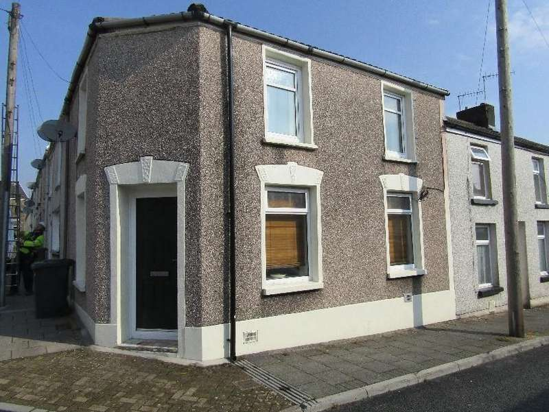 2 Bedrooms Terraced House for sale in John Street, Aberdare CF44