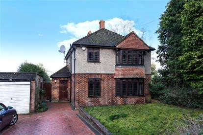 4 Bedrooms Detached House for sale in Oaks Road, Croydon