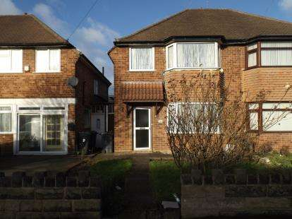 3 Bedrooms Semi Detached House for sale in Maryland Avenue, Birmingham, West Midlands
