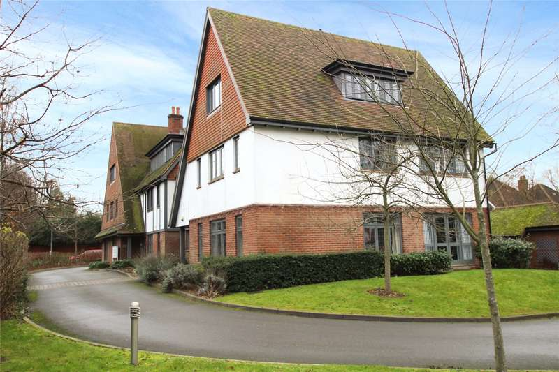 2 Bedrooms Flat for sale in Old Mile House Court, St. Albans, Hertfordshire, AL1