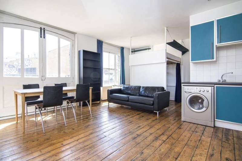 1 Bedroom Flat for sale in Christina Street, London, EC2A