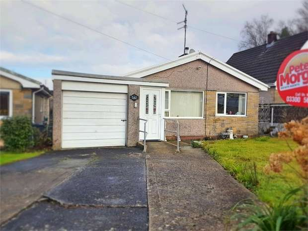 2 Bedrooms Detached Bungalow for sale in Firwood Close, Bryncoch, Neath, West Glamorgan