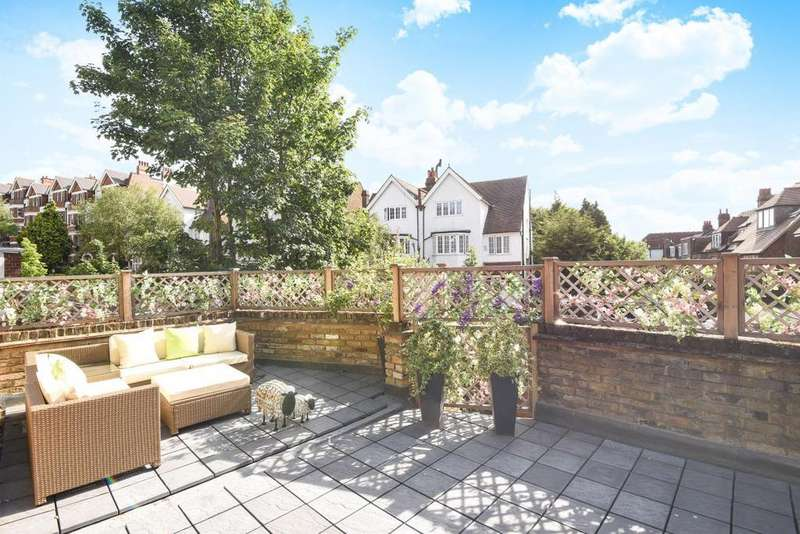 2 Bedrooms Flat for sale in Fawley Road, West Hampstead