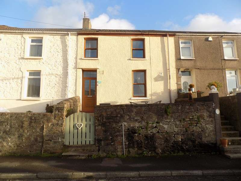 3 Bedrooms Terraced House for sale in The Uplands , Port Talbot, Neath Port Talbot. SA13 2EW
