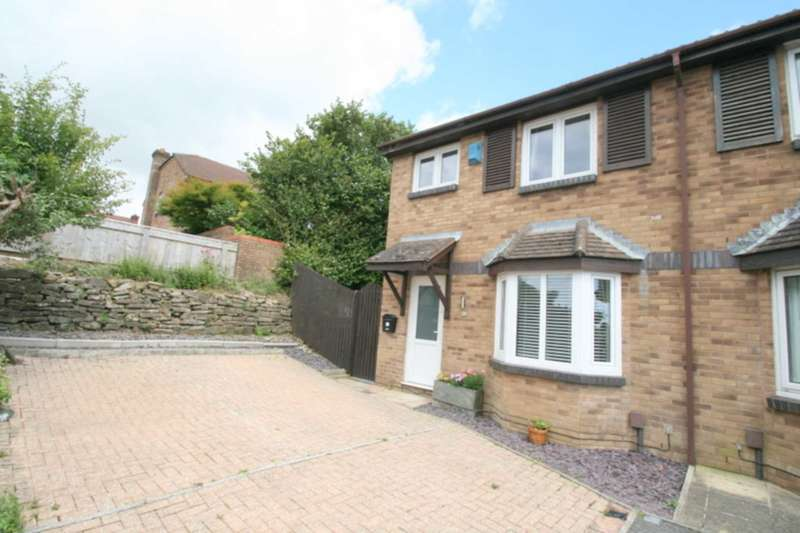 3 Bedrooms Semi Detached House for sale in Bakers Close, Plympton