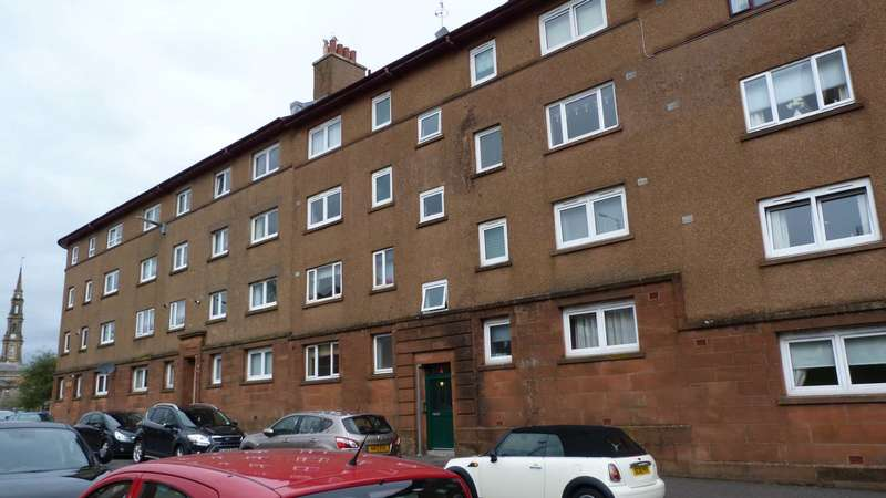 1 Bedroom Apartment Flat for rent in East Shaw Street, Greenock