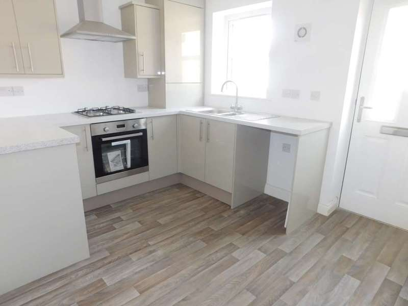 2 Bedrooms End Of Terrace House for rent in Horsley Close,Stanley