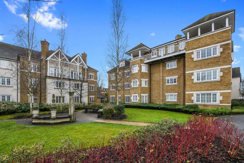 2 Bedrooms Apartment Flat for sale in Clearwater Place, Oxford