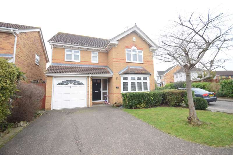 4 Bedrooms Detached House for rent in Canterbury Close, Rayleigh