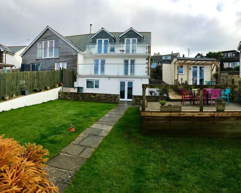 5 Bedrooms House for sale in St. Michaels Road , Perranporth, Cornwall