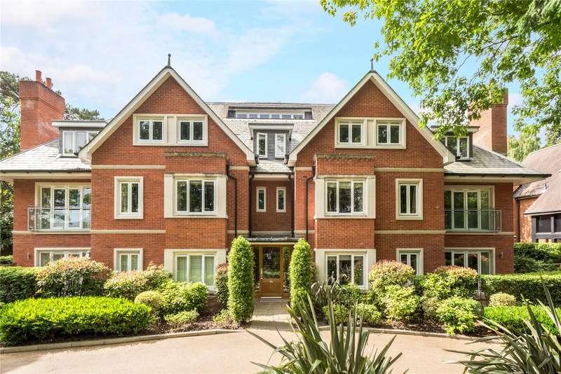 2 Bedrooms Flat for sale in Gower Road, Weybridge, Surrey, KT13